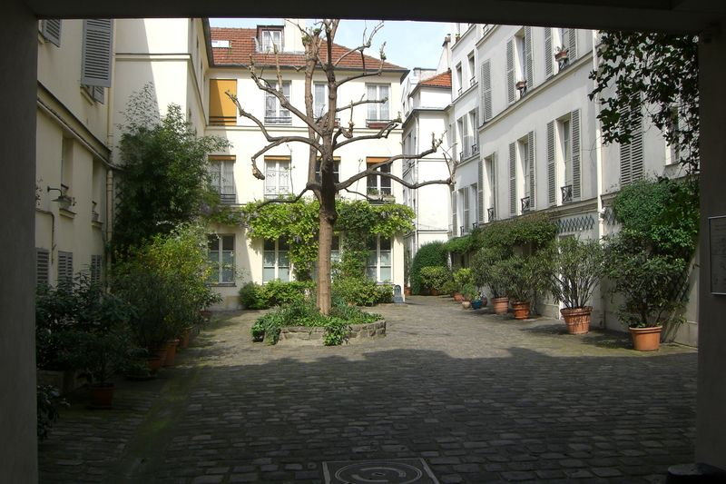 Fumer Cour Paris