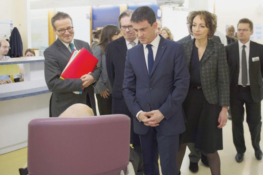 Grippe Valls Touraine