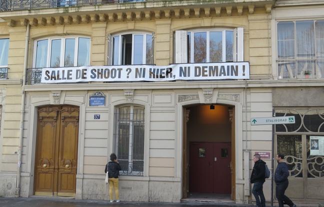 Salle de shoot Paris