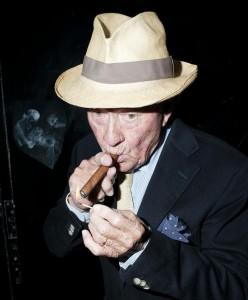 David Hamilton Cigare