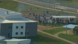 Australie Emeute Prison
