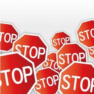 Stop exaspération