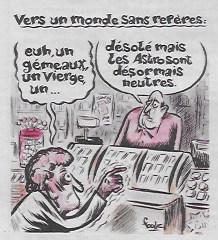 Charlie Hebdo Jeu neutre