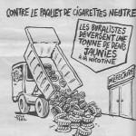 Charlie Hebdo Carottes