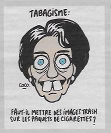 Charlie Hebdo Marisol Touraine
