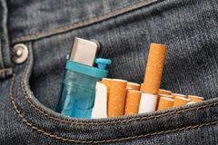 Poche cigarettes