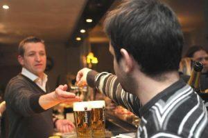 Belgique taupe bar