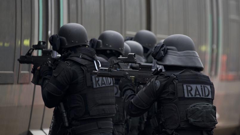 Raid terrorisme