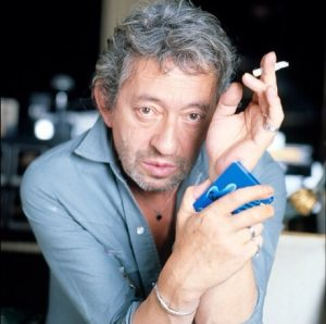 serge gainsbourg gitanes shirt cool style