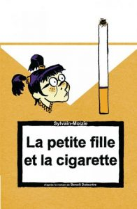 La petite fille à la cigarette