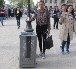Tiens, tiens … Paris commence à s'intéresser aux cendriers