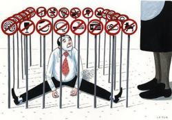 État nounou ou «nanny state» : on étouffe