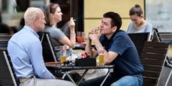 « Si fumer en terrasse est interdit, les gens ne se parleront plus»