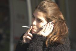 Ça fume dans le Gotha